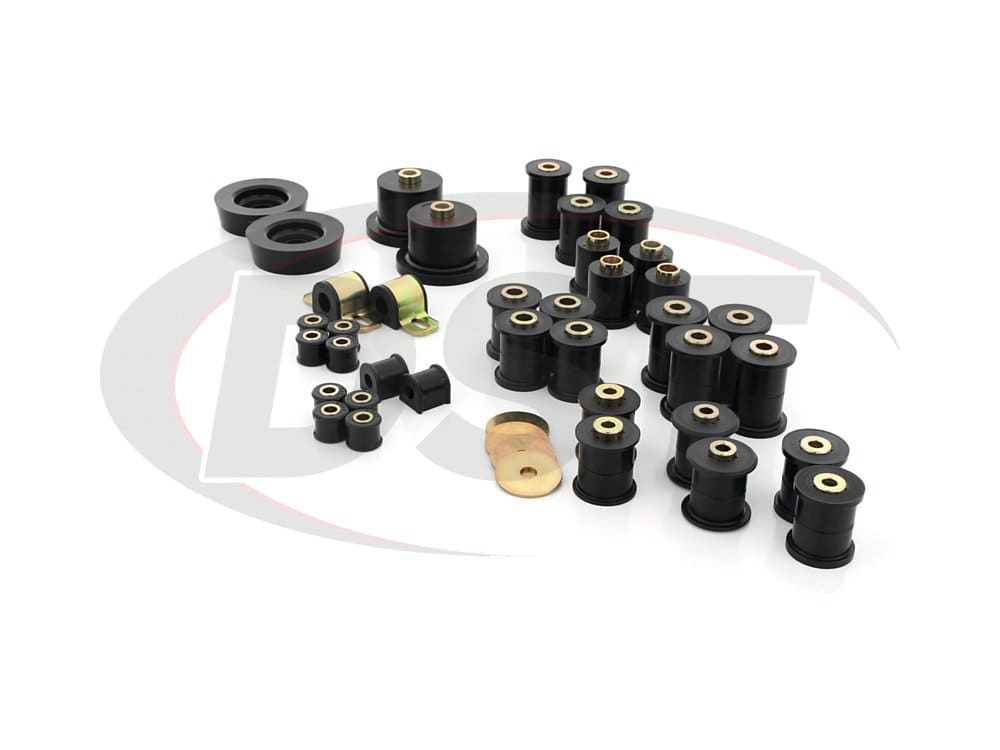 11.18102 Complete Suspension Bushing Kit - Mazda Miata 90-97
