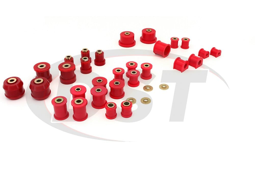 11.18104 Complete Suspension Bushing Kit - Mazda Miata MX-5 06-14