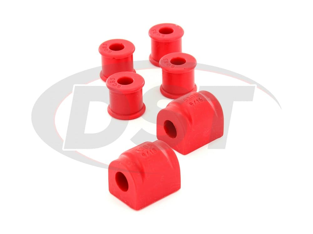 12.5102 Rear Sway Bar Bushings - 14.5mm (0.57 inch)