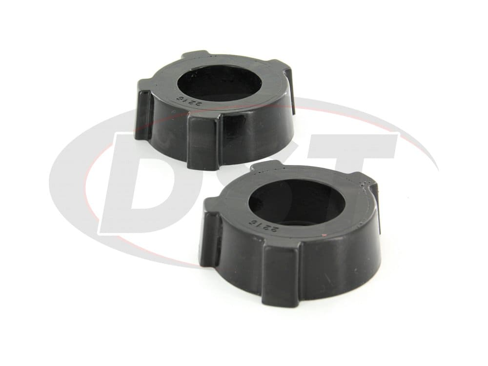 15.2110 Rear Spring Plate Bushings - 1 3/4 Inch I.D. Knobby Style (A)