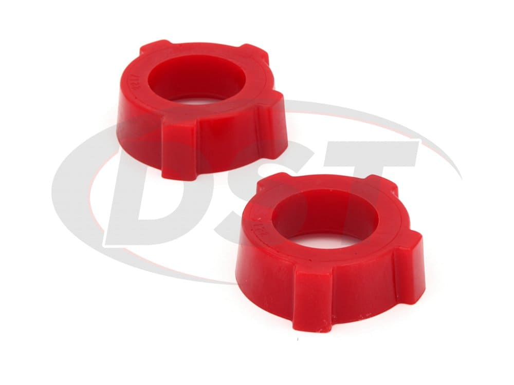 15.2111 Rear Spring Plate Bushings - 1 7/8 Inch I.D. Knobby Style (A)