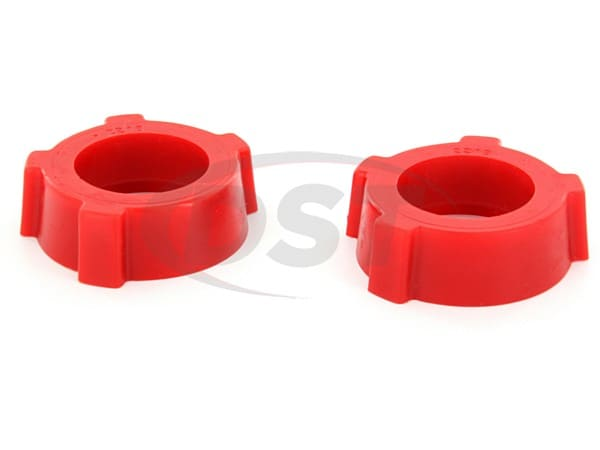 15.2112 Rear Spring Plate Bushings - 2 Inch I.D. Knobby Style (A)