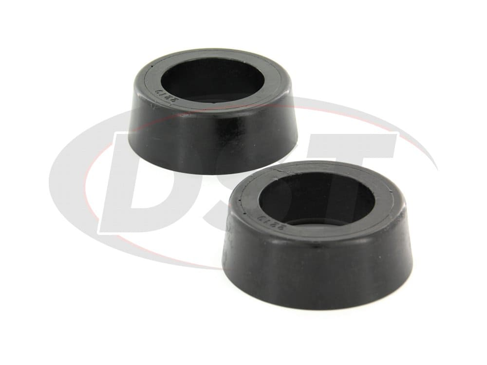 15.2114 Rear Spring Plate Bushings - 1 7/8 Inch I.D. Round Style (B)