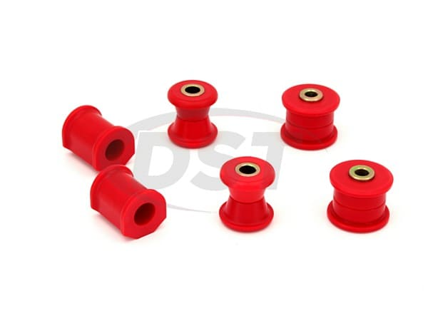 15.3107 Front Control Arm and Sway Bar Bushings - For Stamped Type Arms