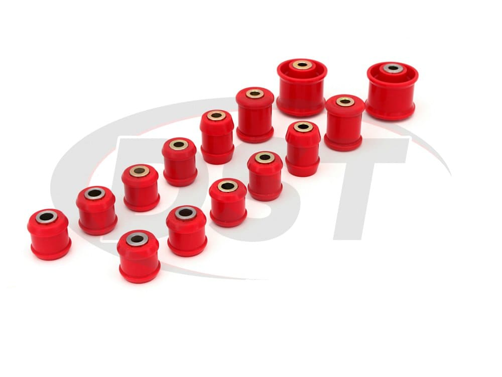 15.3121 Rear Control Arm Bushing Set