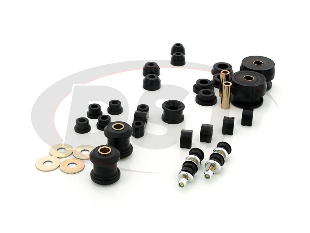 16.18101 Complete Suspension Bushing Kit - Honda Civic and CRX 84-87
