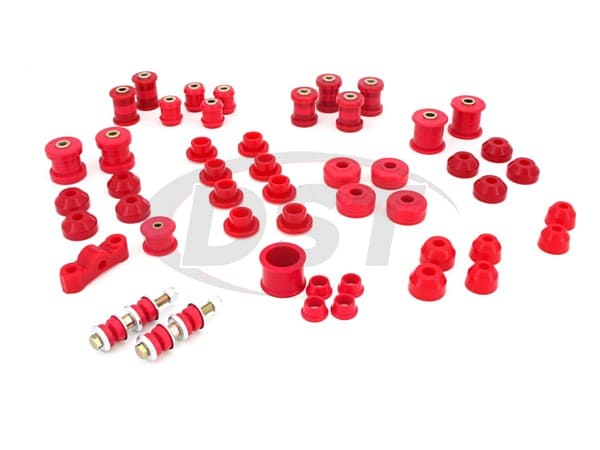 16.18102 Complete Suspension Bushing Kit - Honda CRX and Civic 88-91