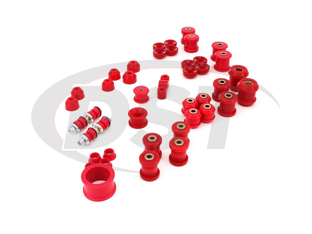 16.18103 Complete Suspension Bushing Kit - Honda Models 92-97