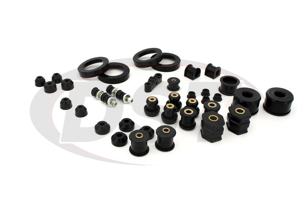 16.18110 Complete Suspension Bushing Kit - Civic Non Si 96-00