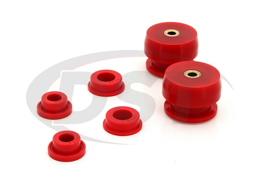 16.3102 Rear Control Arm and Trailing Arm Bushing Set
