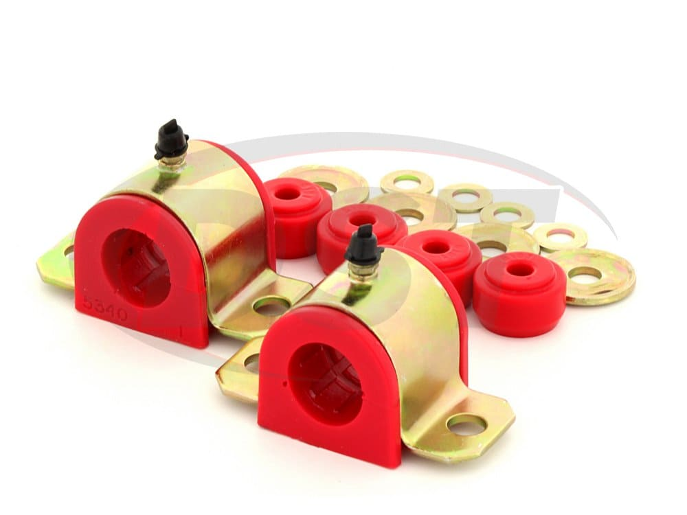 16.5123 Front Sway Bar and End Link Bushings - 25mm (0.98 inch)