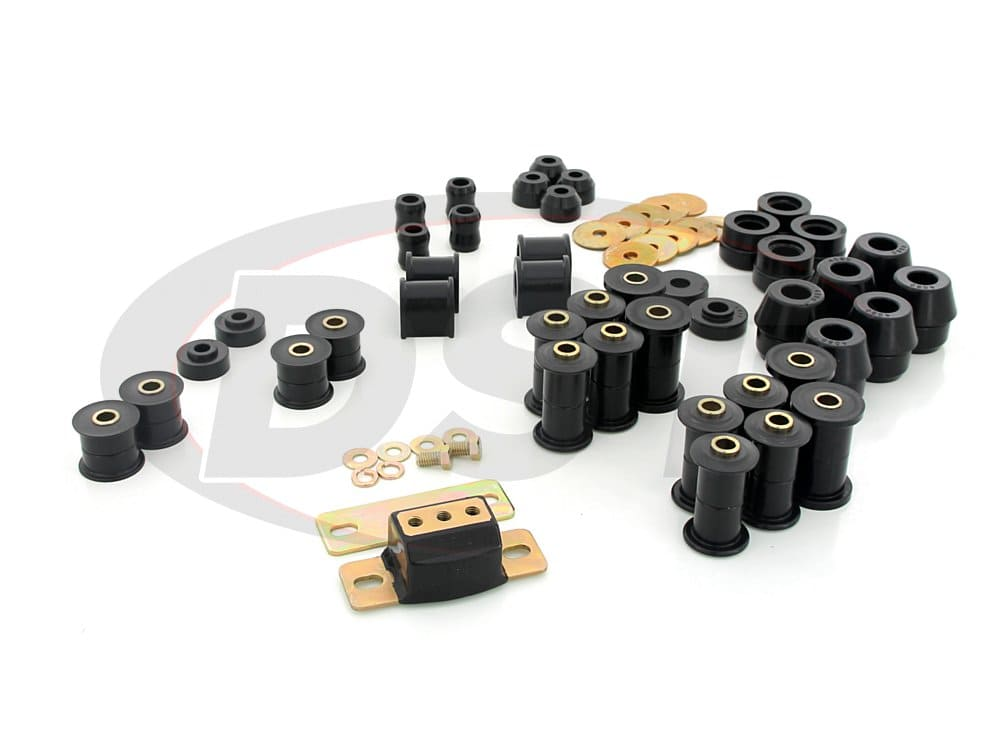 2.18101 Complete Suspension Bushing Kit - Jeep Wrangler YJ 87-95