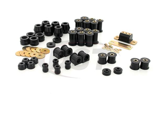 Complete Suspension Bushing Kit - Jeep Wrangler YJ 87-95
