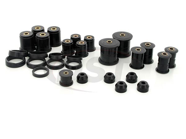 Complete Suspension Bushing Kit - Jeep Cherokee 84-01 - 4WD Only