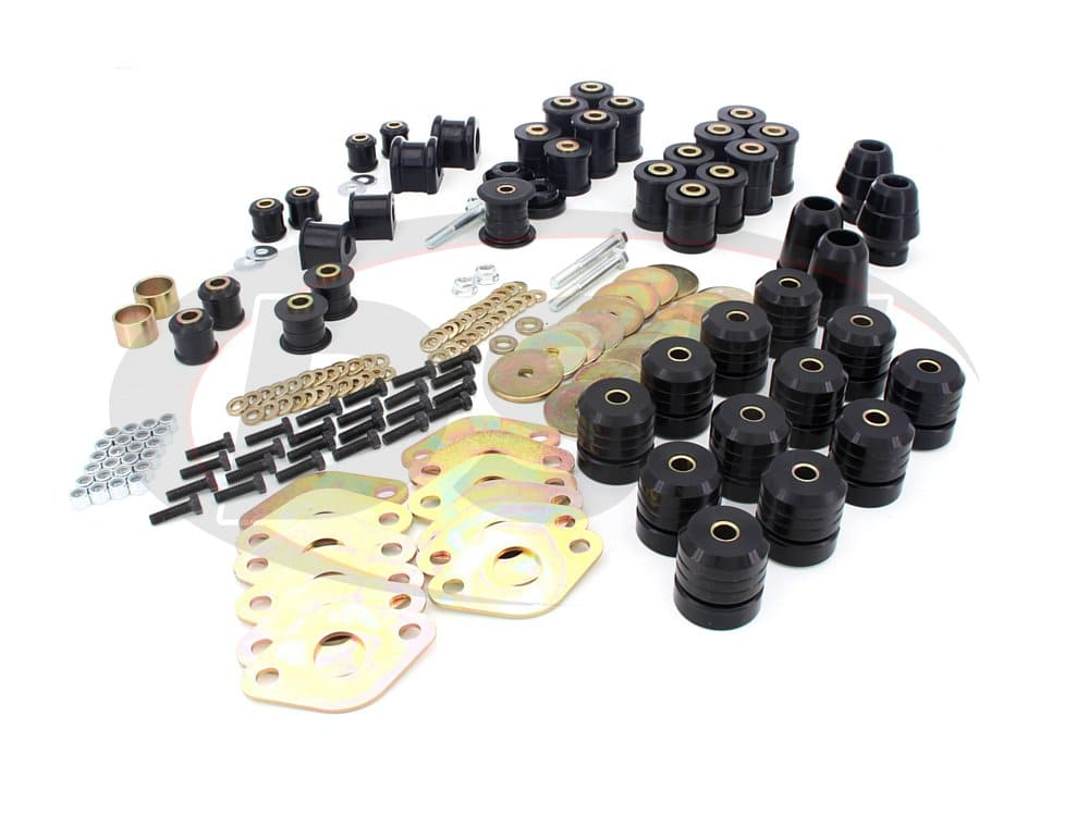 2.18108 Complete Suspension Bushing Kit - Jeep Wrangler JK 07-14 - 4 Door