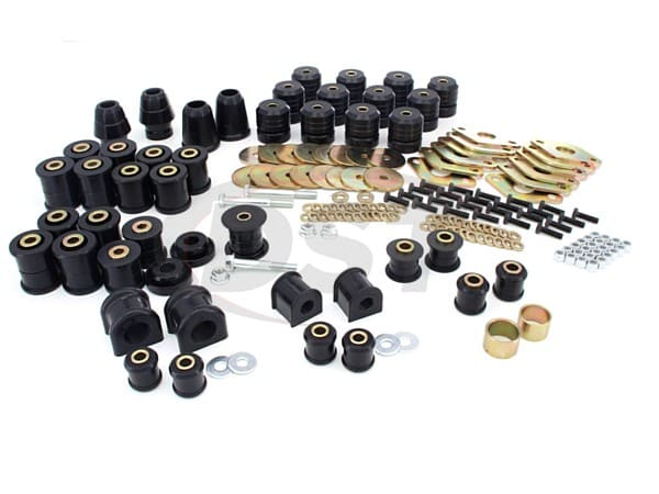 Complete Suspension Bushing Kit - Jeep Wrangler JK 07-14 - 4 Door
