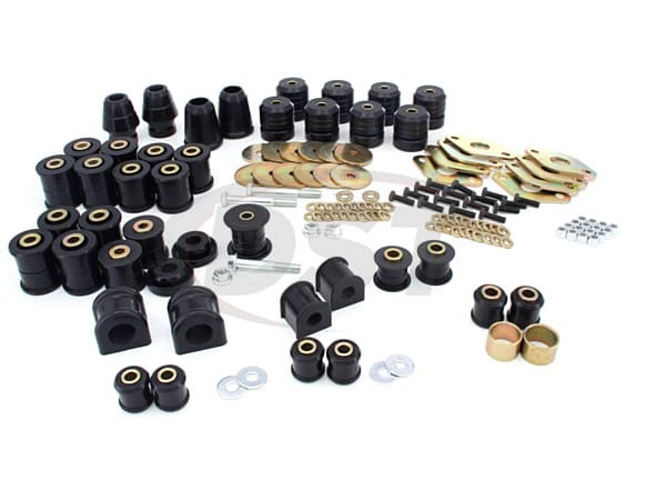 Complete Suspension Bushing Kit - Jeep Wrangler JK 07-14 - 2 Door
