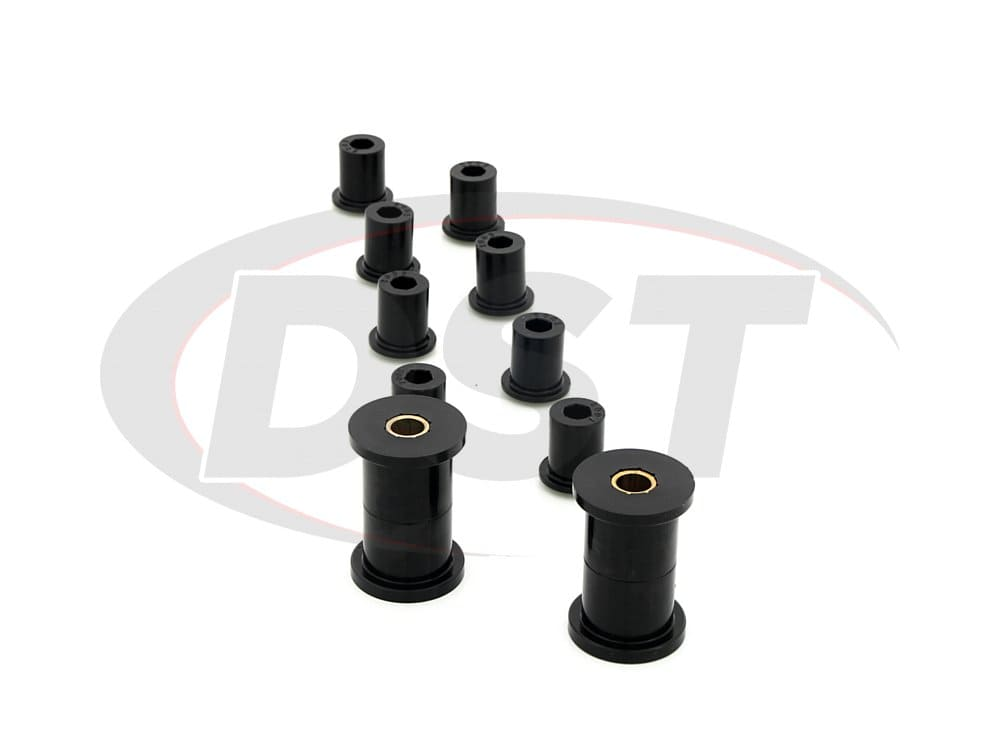 2.2103 Rear Leaf Spring and Shackle Bushings - for use with stock shackles