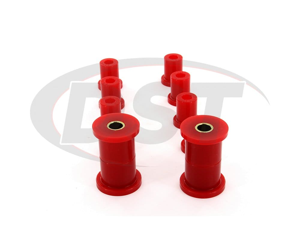 2.2116 Rear Leaf Spring Bushings - for use with Aftermarket shackles
