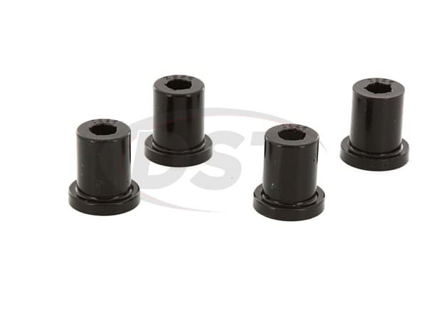 Rear Frame Shackle Bushings - for use with Aftermarket Shackles