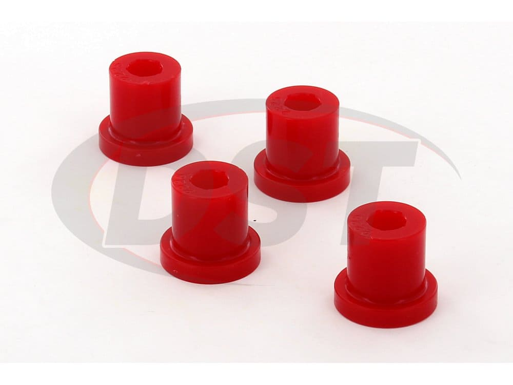 2.2118 Front Frame Shackle Bushings - for use with Aftermarket Shackles