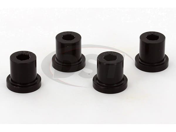 Front Frame Shackle Bushings - for use with Aftermarket Shackles