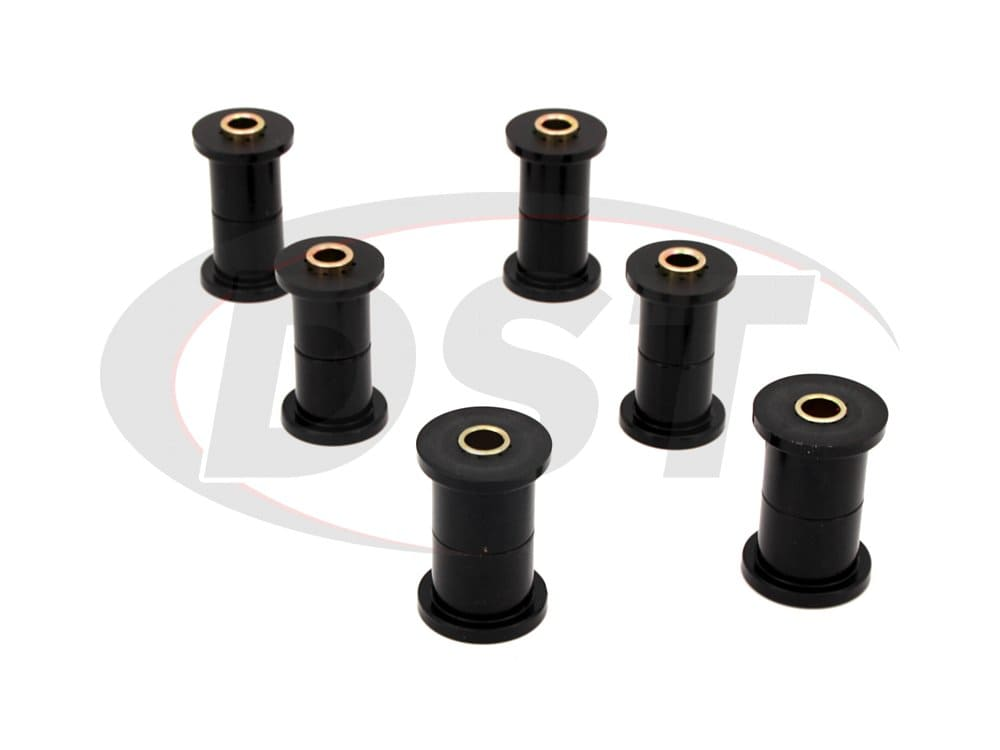 2.2119 Front Leaf Spring Bushings - for use with aftermarket shackles