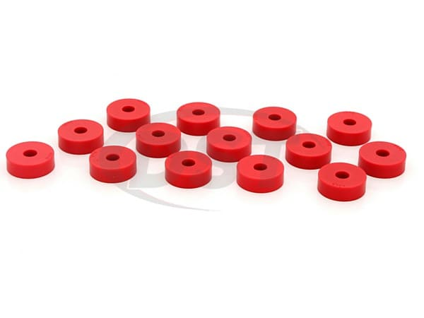 2.4101 Body Mount Bushings Kit