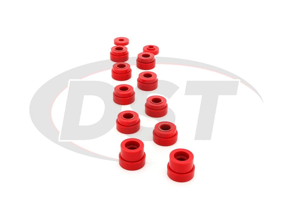 2.4102 Body Mount Bushings and Radiator Support Bushings