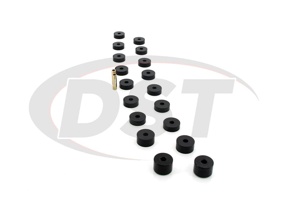 2.4106 Body Mount Bushings Kit