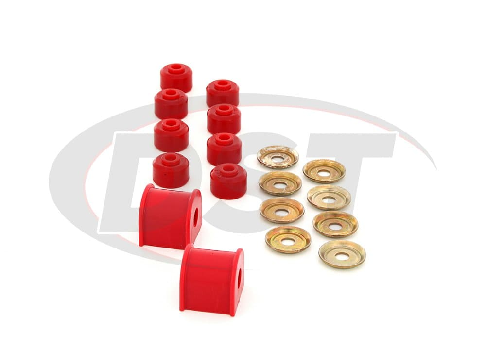 2.5109 Rear Sway Bar and Endlink Bushings Kit - 16mm (5/8 inch)