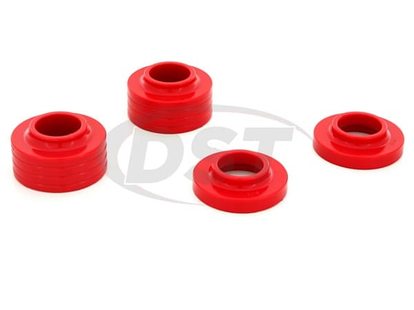 2.6102 Front or Rear Coil Spring LIFT Isolators - 1.75 Inch Lift