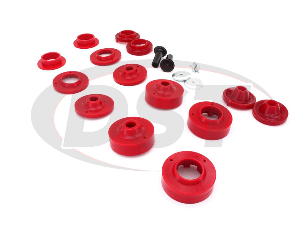 2.6116 Rock-Flex 2 Inch Adjustable Coil Spacer Set