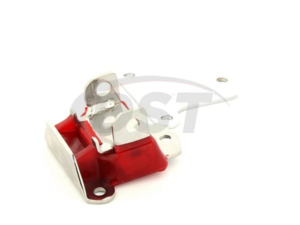 3.1118 Engine Mount Tall and Narrow - Chrome