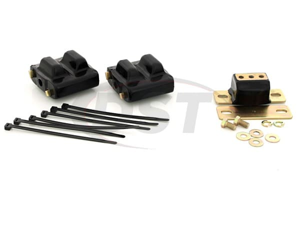 Complete Engine and Tranmission Mount Set