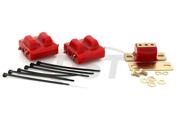3.1128 Complete Engine and Tranmission Mount Set
