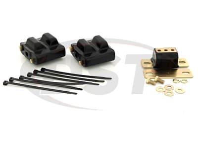 Energy Suspension Transmission and Motor Mounts for C1500, C2500, C2500 Suburban, C3500