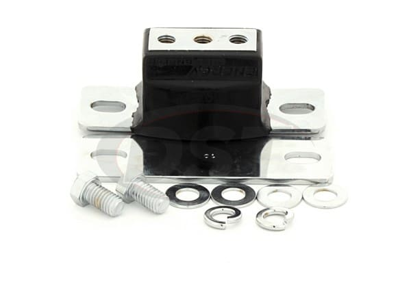 Transmission Mount - Chrome