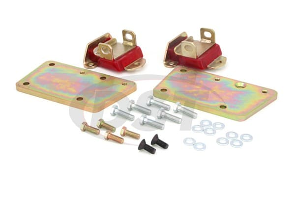 3.1148 LS-Series Motor Conversion Set - Zinc Plate