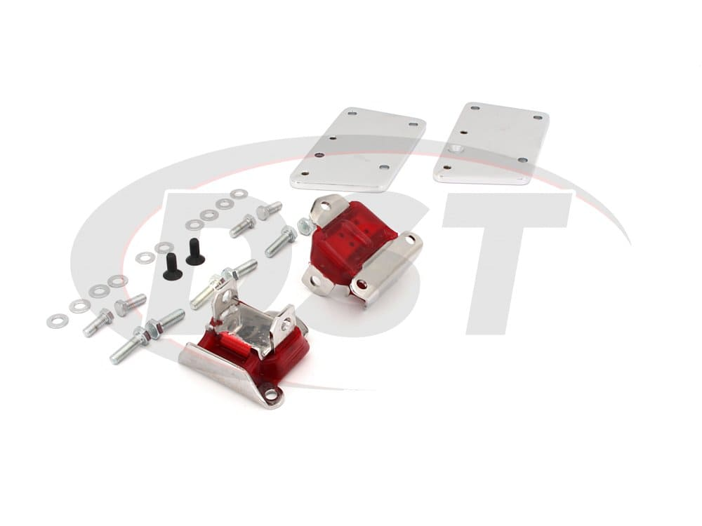 3.1149 LS-Series Motor Conversion Set - Chrome Plated