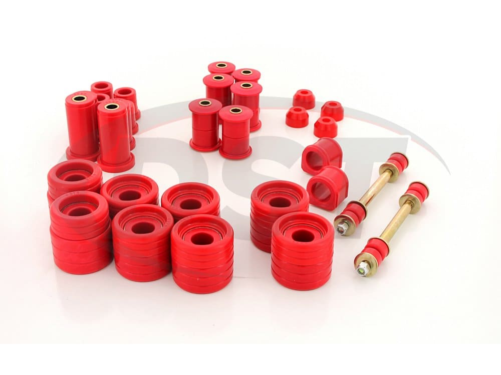 3.18101 Complete Suspension Bushing Kit - Chevrolet and GMC Models - 4WD STD or Extra Cab