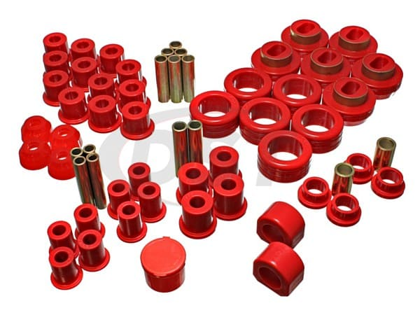 3.18102 Hyperflex Master Kit  - for use with Stock Front Springs