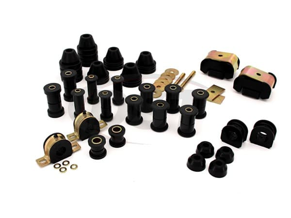 Complete Suspension Bushing Kit - Chevrolet and GMC Models - 4WD for use with Aftermarket Front Springs