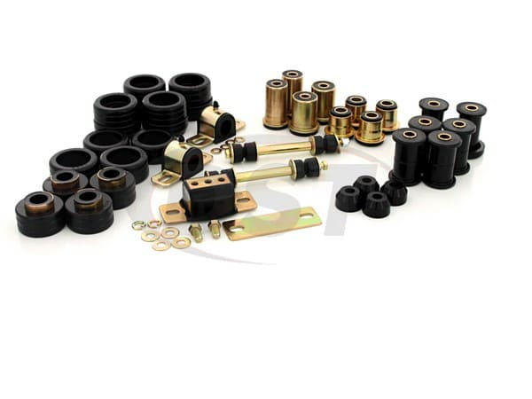Complete Suspension Bushing Kit - Chevrolet and GMC Models