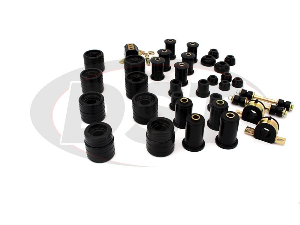 3.18107 Complete Suspension Bushing Kit - Chevrolet C1500/C2500/C3500