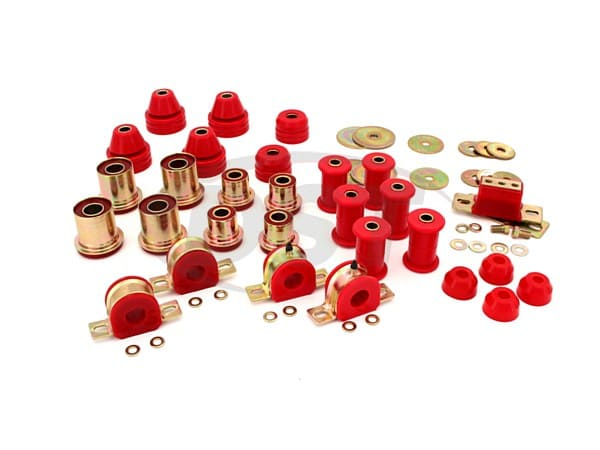 3.18109 Complete Suspension Bushing Kit - Chevrolet C10 73-80