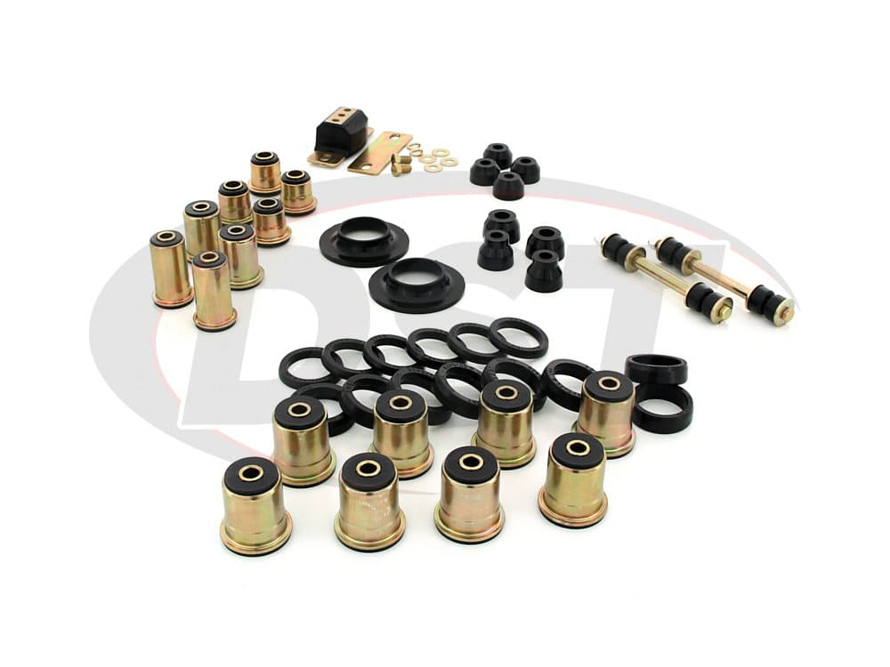 3.18110 Complete Suspension Bushing Kit - Buick/Chevy/Oldsmobile Models