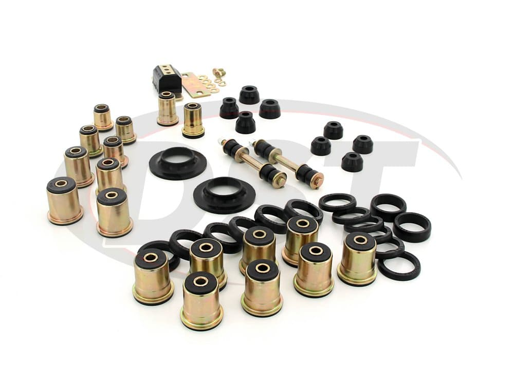3.18111 Complete Suspension Bushing Kit - Buick/Chevrolet/Oldmobile/Pontiac 74-77