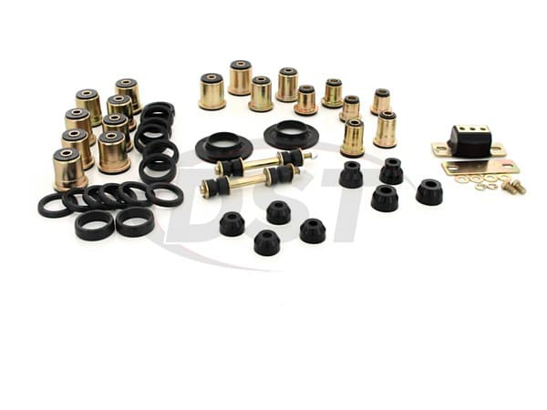 Complete Suspension Bushing Kit - Buick/Chevrolet/Oldmobile/Pontiac 74-77