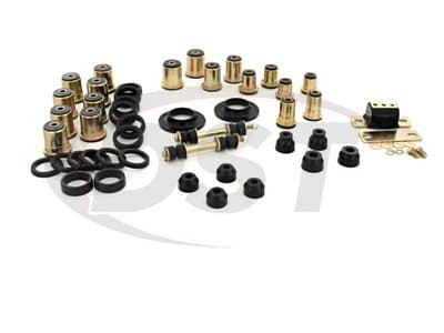 Energy Suspension Hyperflex Kit for Century, Regal, El Camino, Laguna, Malibu, Monte Carlo, Cutlass, Grand Am, LeMans